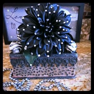 Beautiful!!! BLINGED 💎 Out Floral Pens!